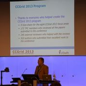 CCGrid 2013 Conference photo 08