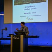CCGrid 2013 Conference photo 147